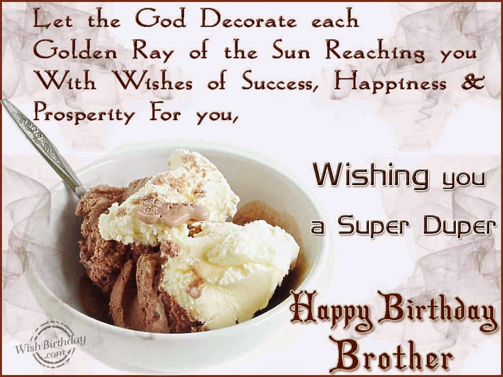 Brothers Birthday Cards Free Send Flowers Cakes And Gifts Online