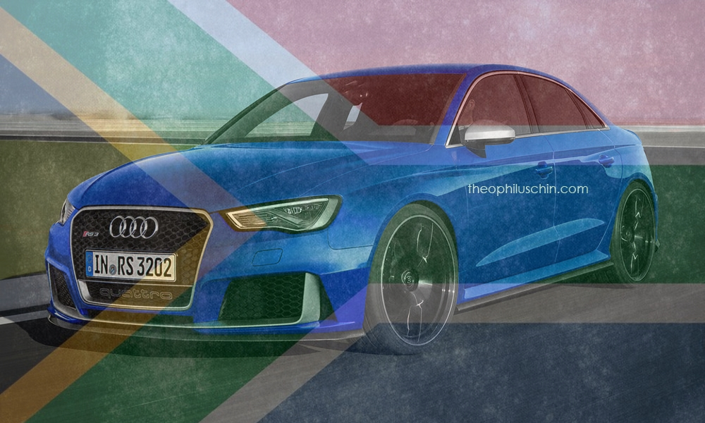 Confirmed The Audi Sedan Will Be Coming To South Africa