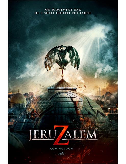 JeruZalem (2016) ταινιες online seires xrysoi greek subs