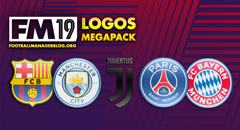 Download Football Manager 2019 Logos Megapack