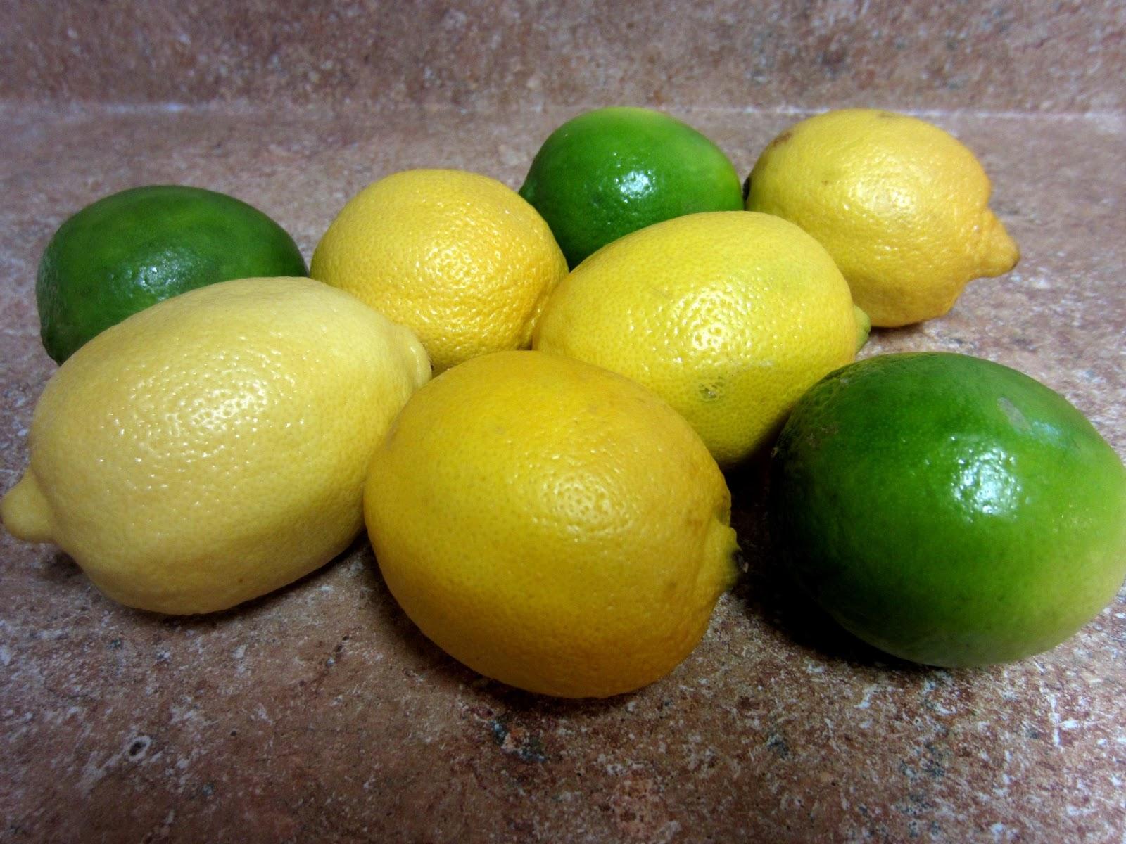 How To Freeze Fresh Lemon & Lime Juice