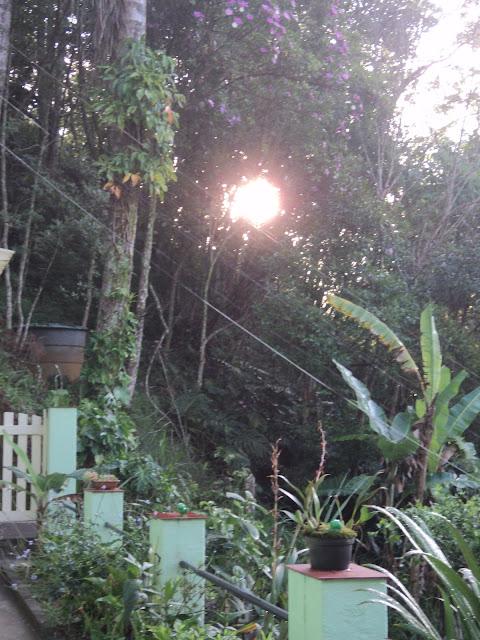 Sol, luz, raio de luz