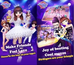 Download Game Dance UP Indo MOD ( Auto Perfect )