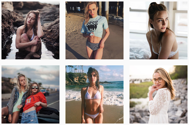 My Favourite Instagram Accounts charlottesmckee model