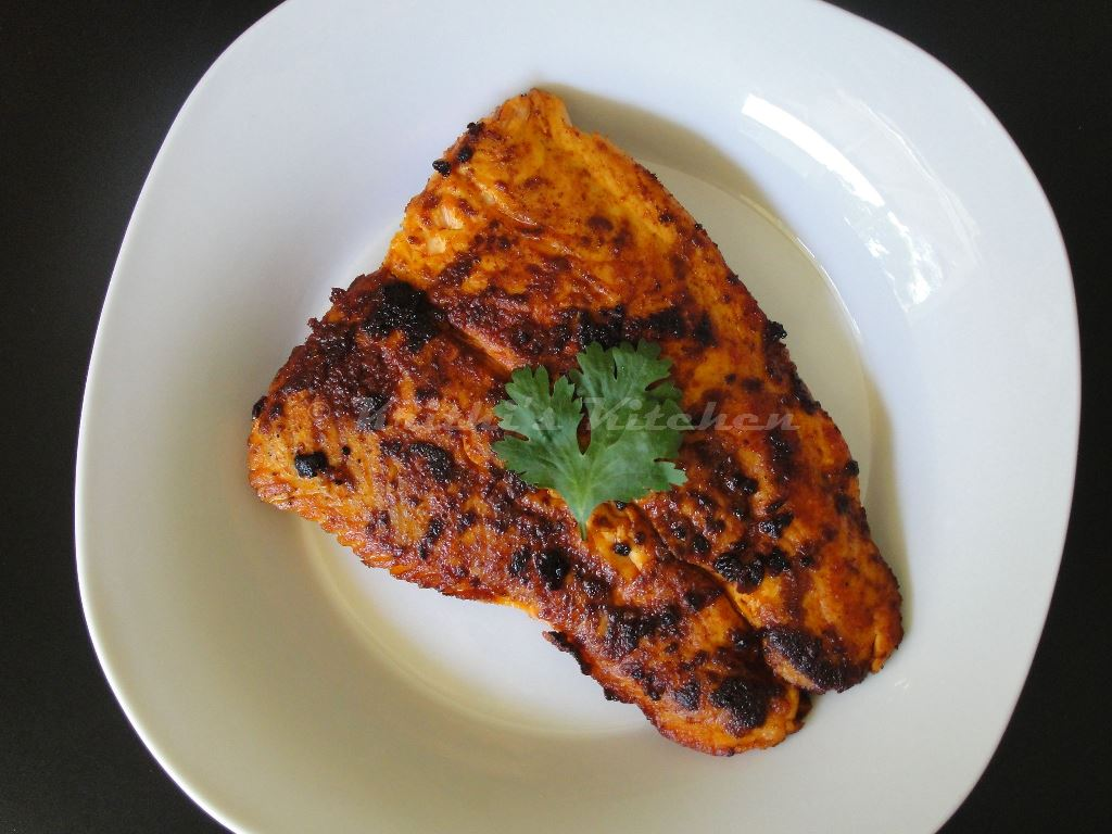Indian salmon fish - photo#46