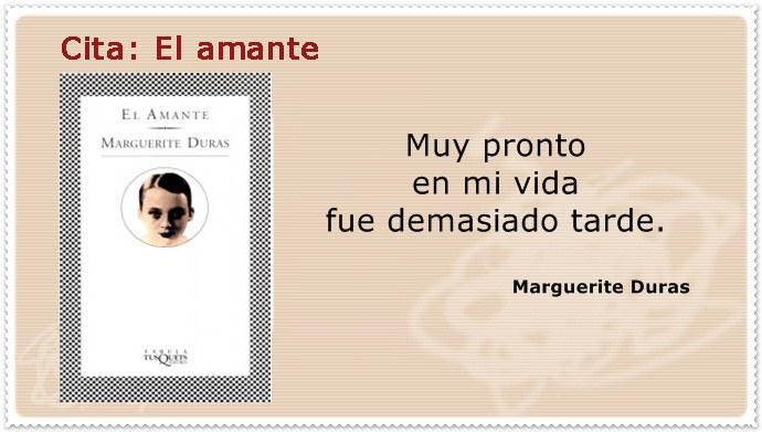 Libros Hasta El Amanecer Cita El Amante Marguerite Duras