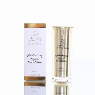 MOISTURISING LIQUID FOUNDATION BY AFIRA