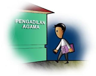 Image result for Peradilan Agama Ilustrasi