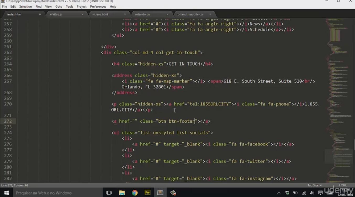 CLICK AQUI  Curso Completo do Desenvolvedor Web HTML5, CSS3, Javascript e PHP 2