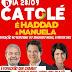 Evento Haddad em Catolé do Rocha
