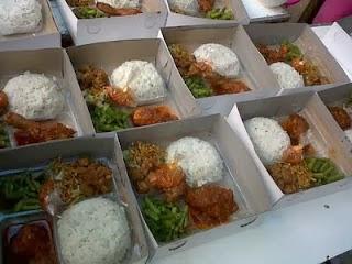 Paket Catering Harian Non Diet Kantor atau Karyawan