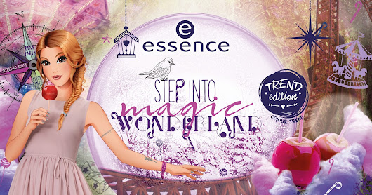 "essence ""Step into magic Wonderland"" Trend Edition"