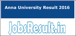 Anna University Result 2016
