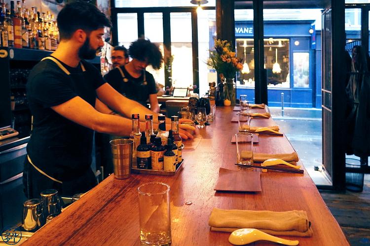 Le Chameau Bleu - Bar de Dersou Paris Restaurant gastronomique