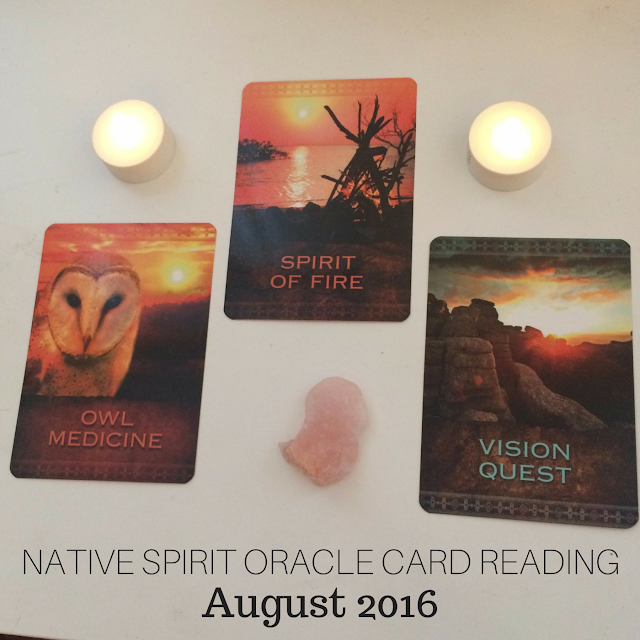 Denise Linn Native Spirit Oracle Cards