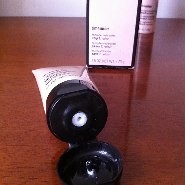 Resenha: Kit Microdermoabrasão TimeWise - O famoso Peeling de cristal da Mary Kay