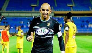 عزالدين دوخة مرشح لجائزة احسن حارس في الدوري السعودي