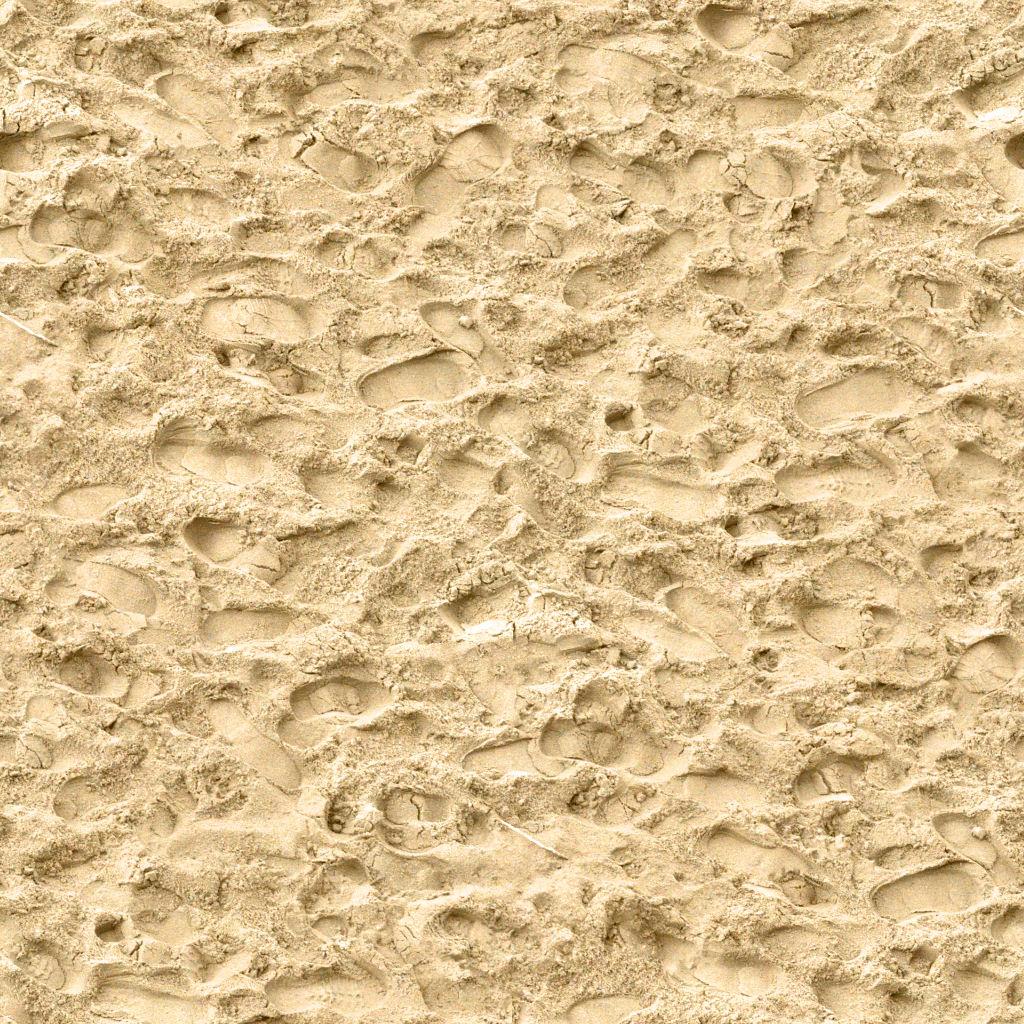 High Resolution Seamless Textures: Seamless Beach sand ...