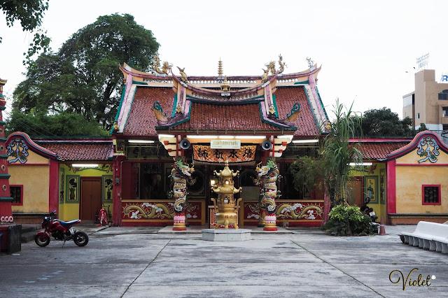 Thailand Phuket shrine