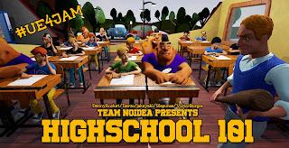 شرح : تحميل لعبة Highschool 101 من الموقع الرسمي مجانا وبرابط مباشر :)