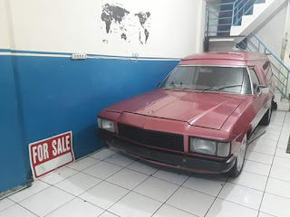 Dijual Holden WB Klasik