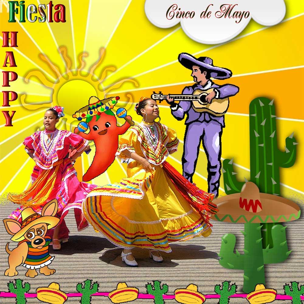 PicturesPool: Cinco de Mayo Festival Celebrations