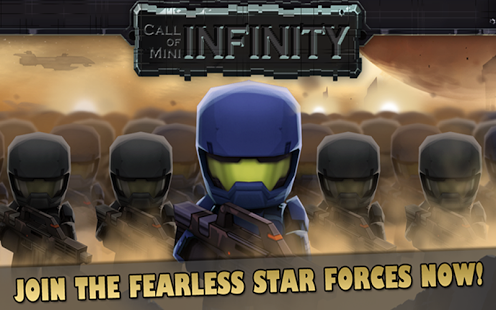 Call of Mini (TM) Infinity, Game Arcade