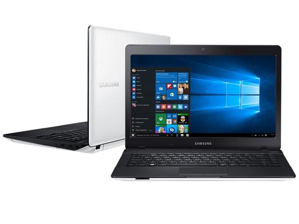 Notebook Samsung Intel i3 5ª geração