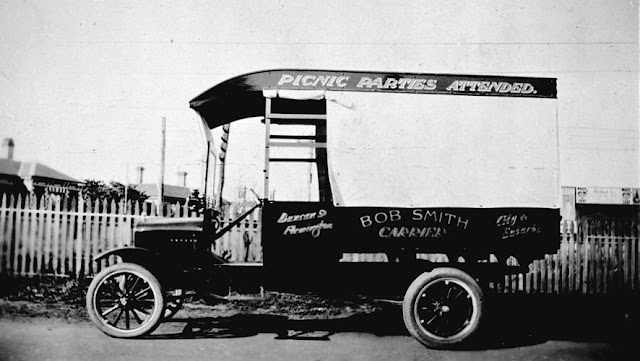 Time travellers in essendon flemington and the keilor plains for Smith motor company wv