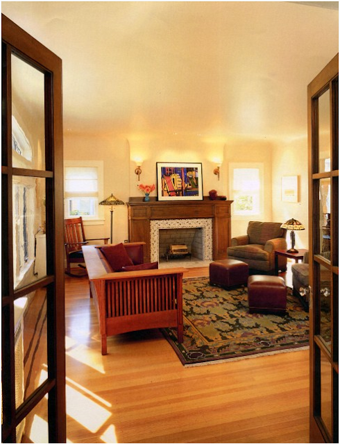 Artsy Living Room: Key Interiors By Shinay: Arts And Crafts Living Room