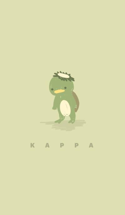 The Kappa