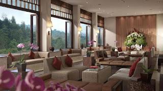 Padma Hotel Bandung Menawarkan Alam Indah dengan Udara yang Sejuk