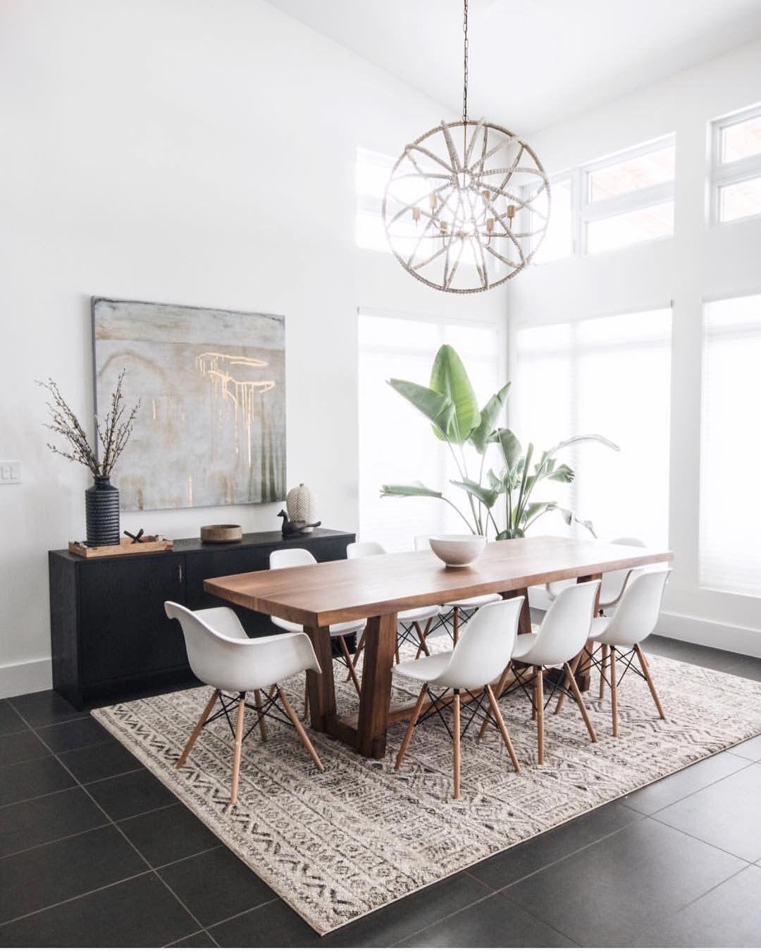 Blanco Interiores: As Salas De Jantar Estão Tão Mais