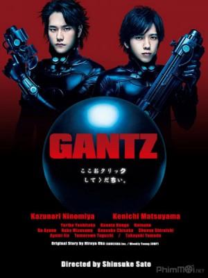 Poster Gantz 2010