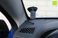 Windschutzscheibe: AUTO VOX M1 Auto Rückfahrkamera mit Monitor 4.3'' TFT LCD Rückansicht Bildschirm mit IP68 wasserdichte Kamera für Einparkhilfe&Rückfahrhilfe, einfache Installation für die meisten Automodell