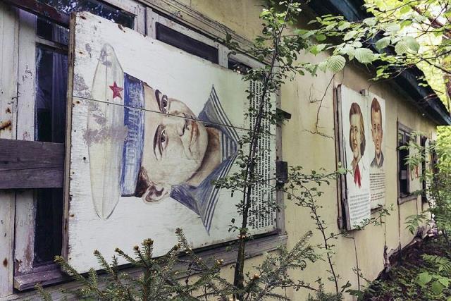 Sanatorio abandonado en Rusia