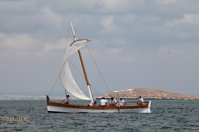 REGATA VELA LATINA