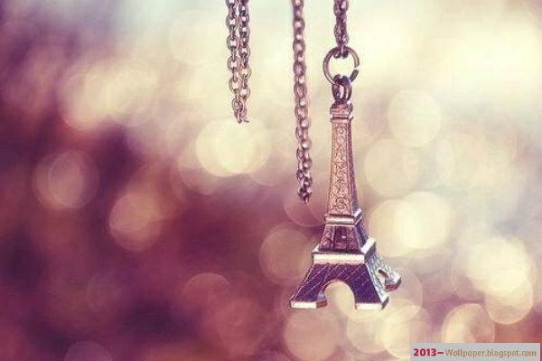 Welketes Beautiful Paris Tower Key Chane Wallpaper 2013