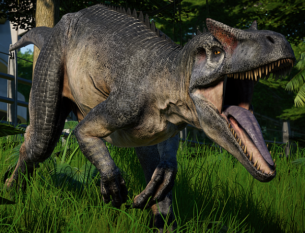 JWE: Fallen Kingdom - Allosaurus