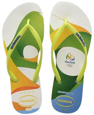 chanclas Havaianas Juegos Olimpicos Rio 2016