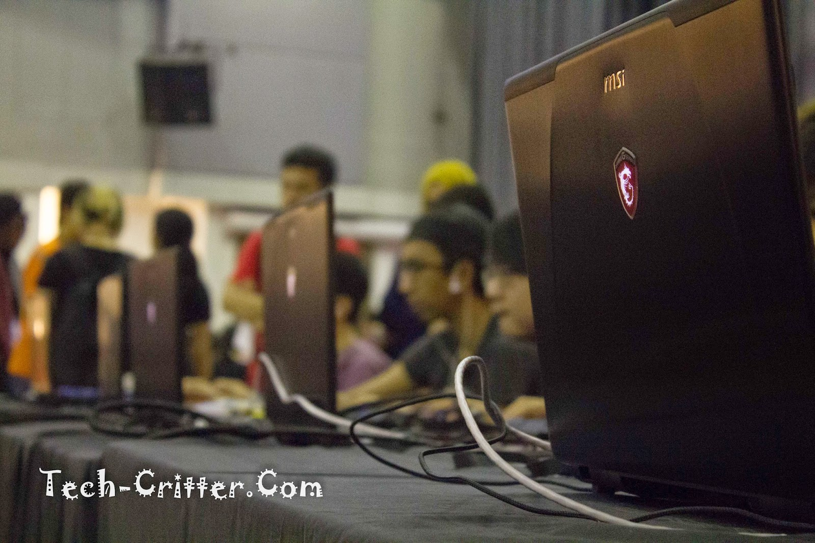 Coverage of PLAY! Convention @ KDU College 220