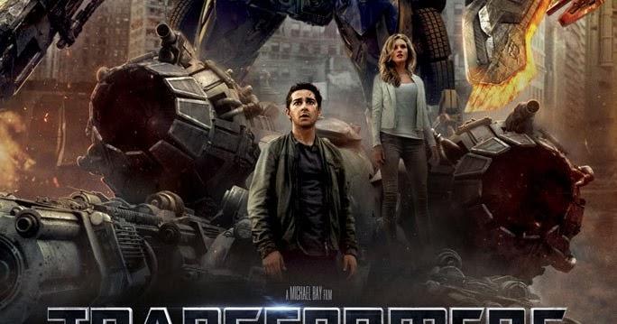Cam's Cinematic Episodes: Film Review - TRANSFORMERS: DARK ...