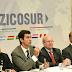 Se realizó un encuentro de la Zona de Integración  (Zicosur)