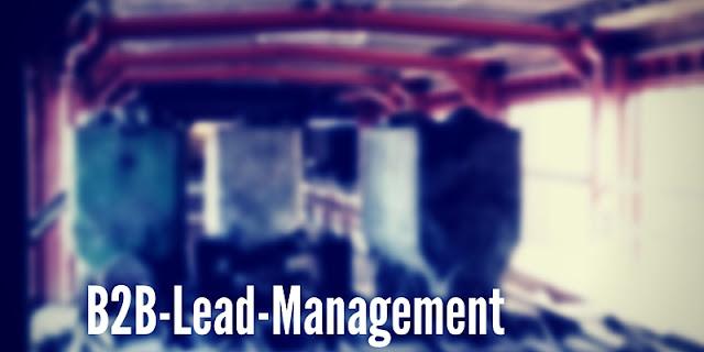 B2B-Lead-Generierung und Lead-Management