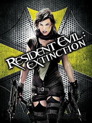 Sinopsis film Resident Evil: Extinction (2007)