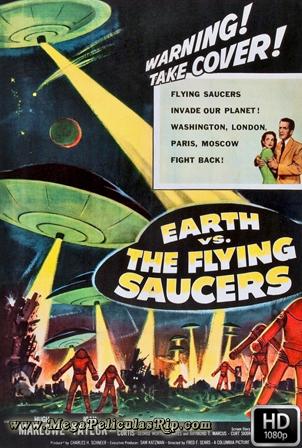 La Tierra Contra Los Platillos Voladores [1080p] [Latino-Ingles] [MEGA]