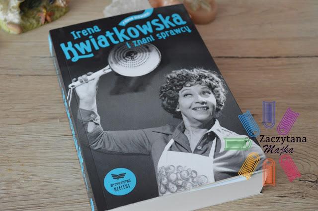 """Recenzja #129 - Roman Dziewoński """"Irena Kwiatkowska i znani sprawcy"""""""