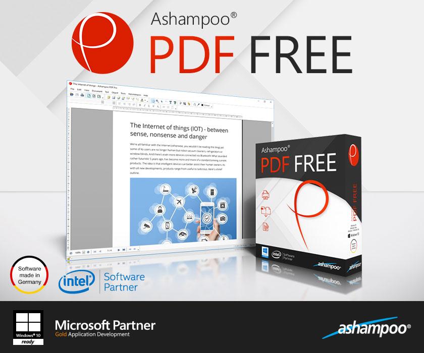 برنامج, فتح, وانشاء, وتعديل, ملفات, بى, دى, اف, PDF, والكتب, الالكترونية, والمستندات, Ashampoo ,PDF ,Free ,اخر, اصدار
