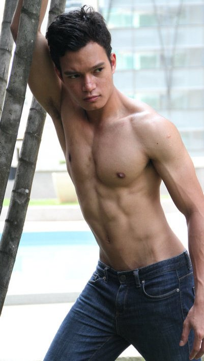 Welcome To The World Of Simon Lover Handsome Malay Model -6938