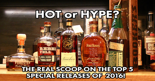 Top 5 Limited Release Whiskies of 2016 - HYPE OR HOT